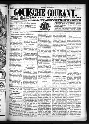 Goudsche Courant 1937-10-28