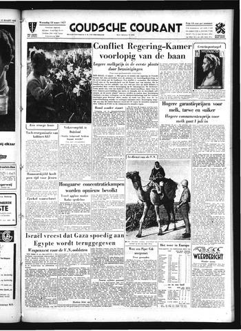 Goudsche Courant 1957-03-13