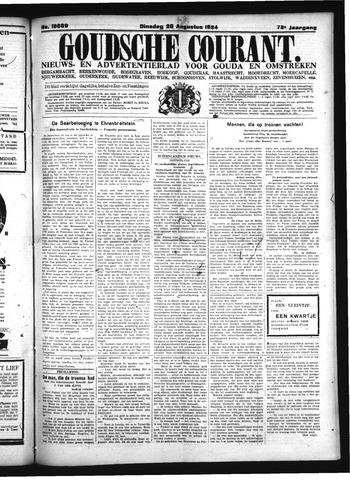 Goudsche Courant 1934-08-28