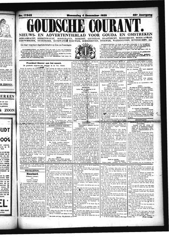 Goudsche Courant 1929-12-04