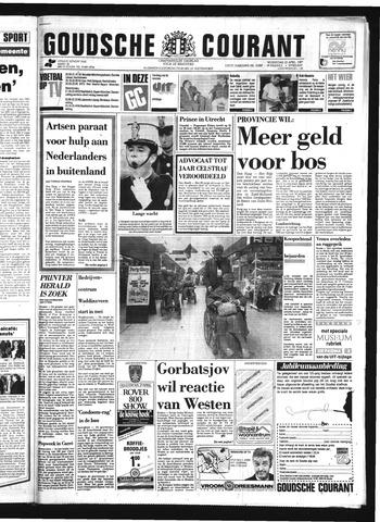 Goudsche Courant 1987-04-22