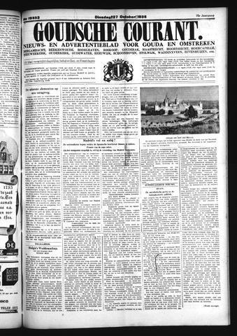Goudsche Courant 1936-10-27