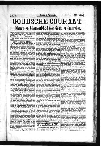 Goudsche Courant 1876-11-05