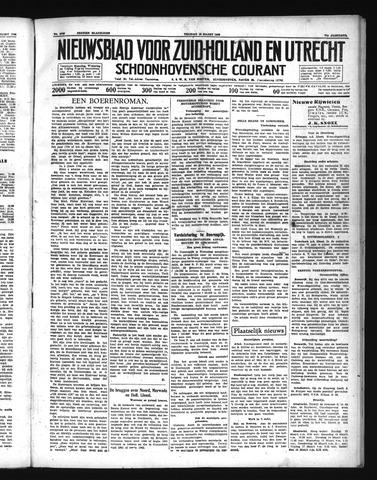 Schoonhovensche Courant 1939-03-10