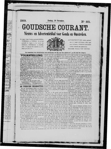 Goudsche Courant 1869-11-28