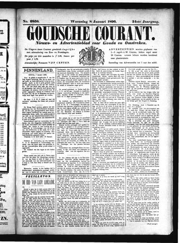 Goudsche Courant 1896-01-08