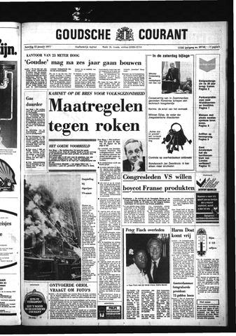 Goudsche Courant 1977-01-15
