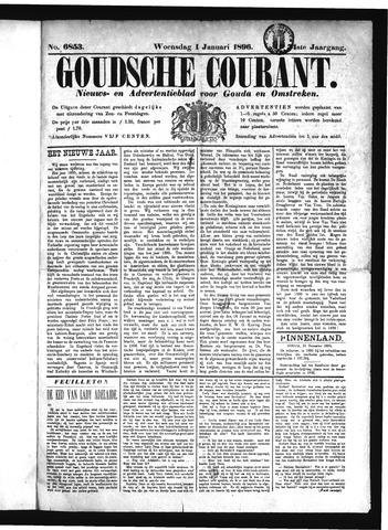 Goudsche Courant 1896