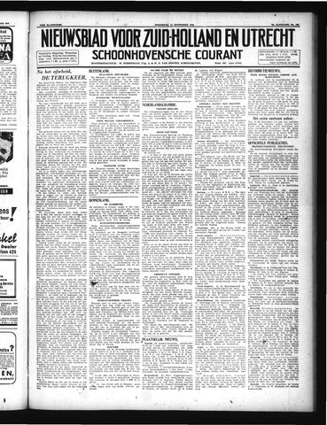 Schoonhovensche Courant 1946-09-11
