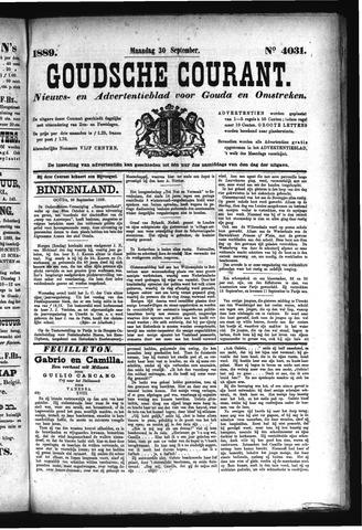 Goudsche Courant 1889-09-30