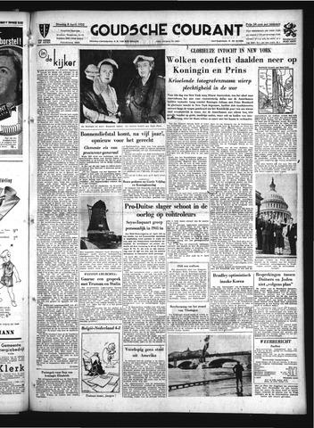 Goudsche Courant 1952-04-08