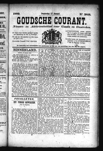 Goudsche Courant 1889-01-17