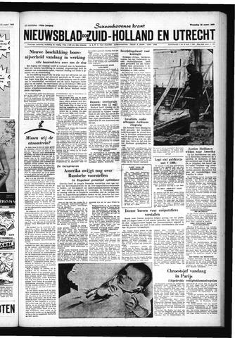 Schoonhovensche Courant 1960-03-23