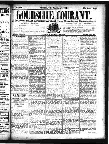 Goudsche Courant 1914-08-31