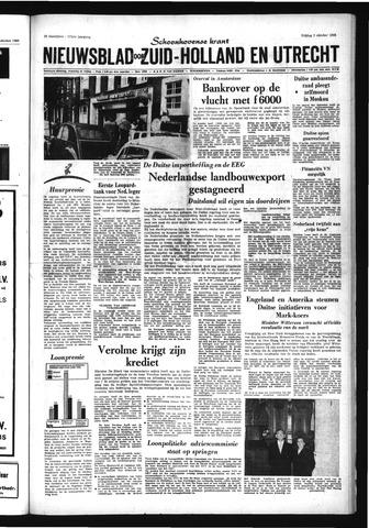Schoonhovensche Courant 1969-10-03