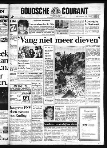 Goudsche Courant 1984-10-22
