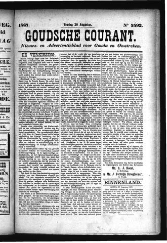 Goudsche Courant 1887-08-28