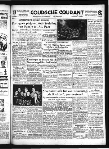 Goudsche Courant 1952-02-21