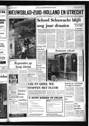 Schoonhovensche Courant 1974-02-27