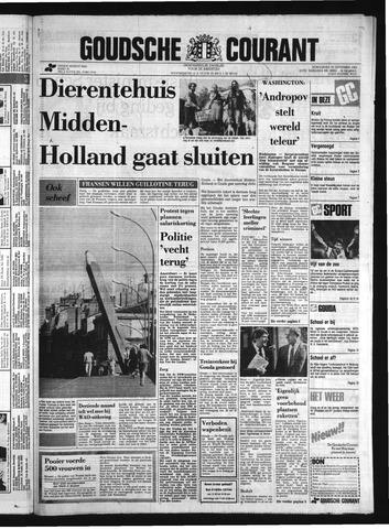 Goudsche Courant 1983-09-29