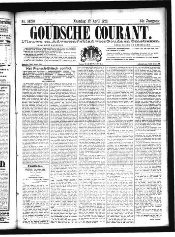 Goudsche Courant 1920-04-12
