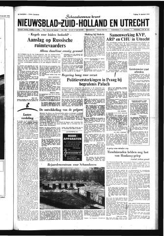 Schoonhovensche Courant 1969-01-24