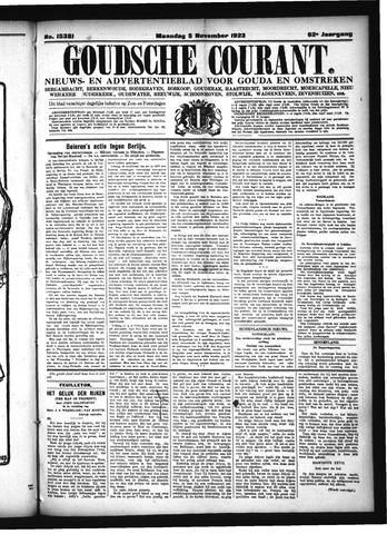 Goudsche Courant 1923-11-05