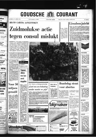 Goudsche Courant 1974-04-27