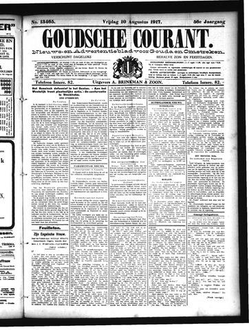 Goudsche Courant 1917-08-10