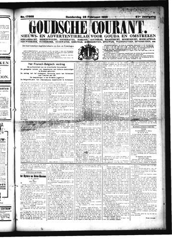 Goudsche Courant 1929-02-28