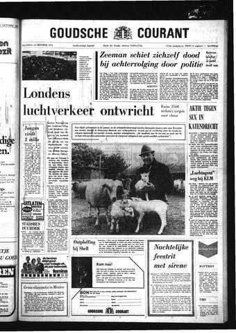 Goudsche Courant 1974-10-14