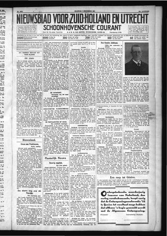 Schoonhovensche Courant 1931-09-07