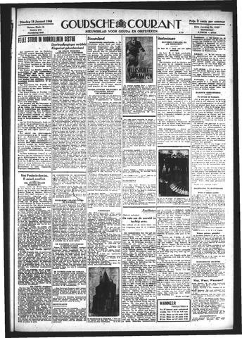 Goudsche Courant 1944-01-18