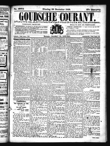 Goudsche Courant 1918-12-10