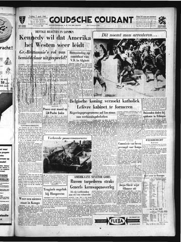 Goudsche Courant 1961-04-07