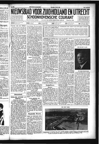 Schoonhovensche Courant 1933-05-19