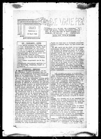 De Vrije Pers 1945-03-22
