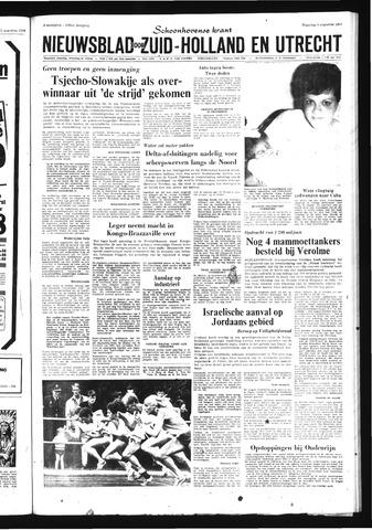 Schoonhovensche Courant 1968-08-05
