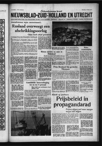 Schoonhovensche Courant 1970-03-09