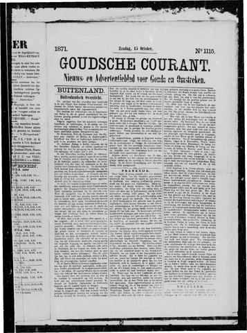 Goudsche Courant 1871-10-15