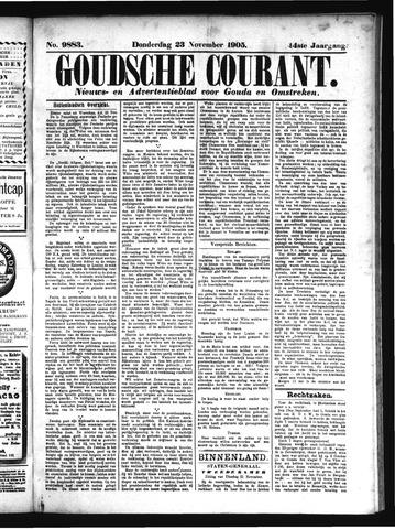 Goudsche Courant 1905-11-23