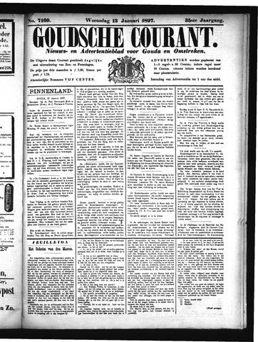 Goudsche Courant 1897-01-13