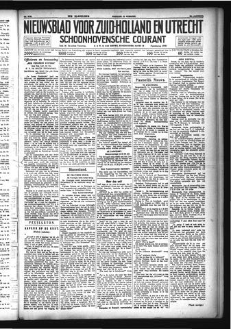 Schoonhovensche Courant 1933-02-13
