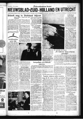 Schoonhovensche Courant 1963-03-13