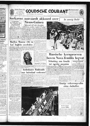 Goudsche Courant 1962-08-06