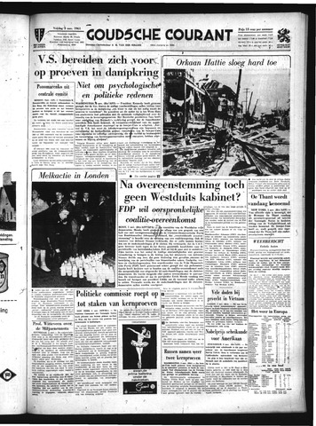 Goudsche Courant 1961-11-03