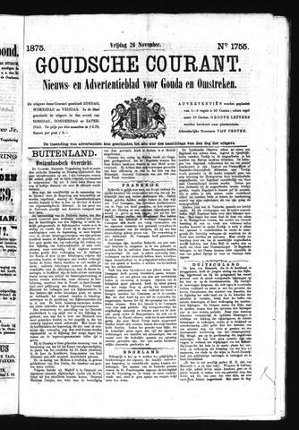 Goudsche Courant 1875-11-26
