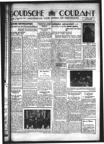 Goudsche Courant 1941-12-01