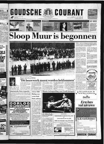Goudsche Courant 1989-11-11