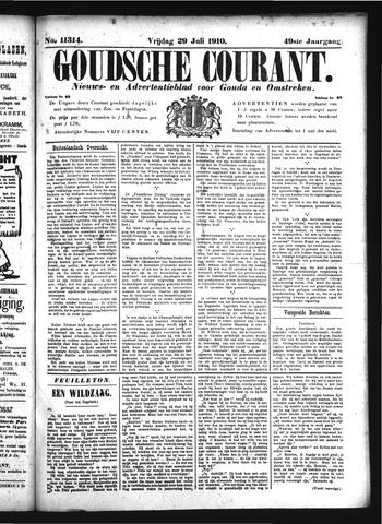 Goudsche Courant 1910-07-29